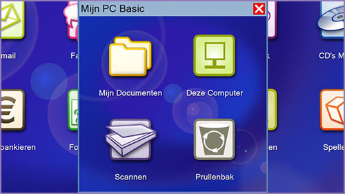 PC Basic functies Mijn PC Basic